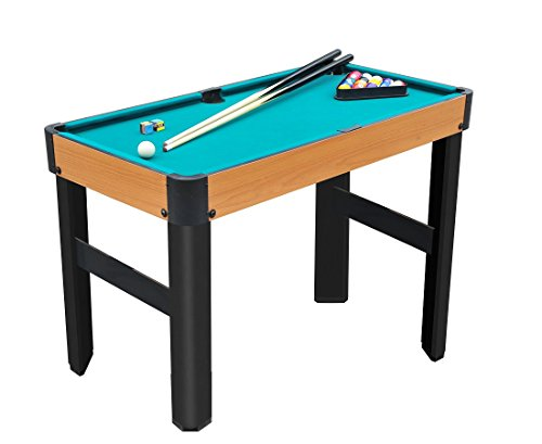 "Playcraft Sport Bank Shot 40"" Pool Table with Standard Le..."