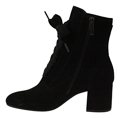 Green Women's black 001 Paul 9201 black Boots Black dOU5nqwXx