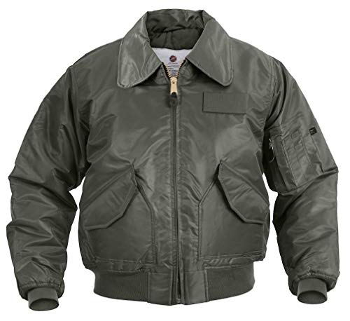 BlackC Sport CWU-45P Flight Jacket Sage Green