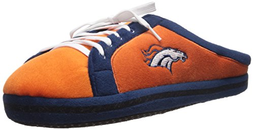 FOCO Denver Broncos Sneaker Slide Slipper Large by FOCO
