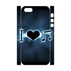 YCHZH Phone case Of Dynamic Music Cover Case For iPhone 5,5S