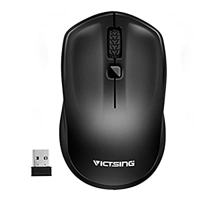 VicTsing 4-Button Wireless Mouse