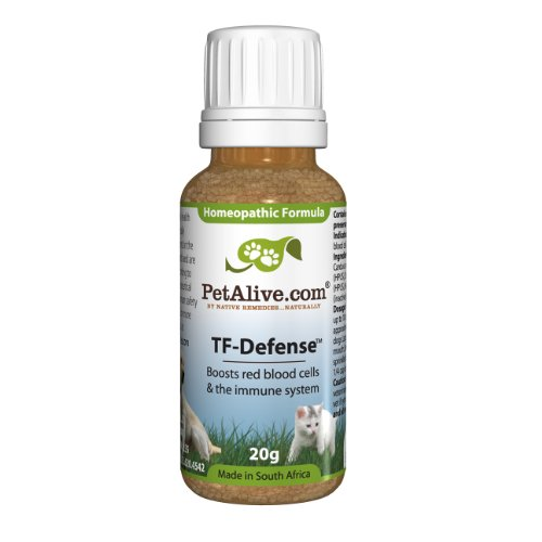 PetAlive TF-Defense for Tick Bite Relief (20g), My Pet Supplies