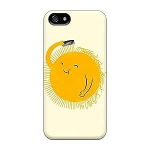 Cute High Quality Iphone 5/5s Sun Comb Case