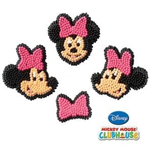 Icing Decorations - Minnie Mouse ()
