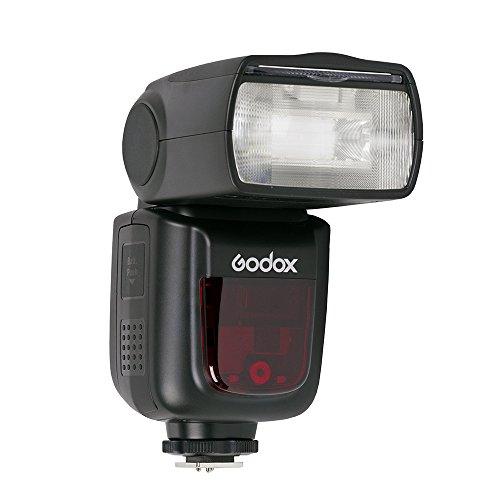 GODOX フラッシュ VING カメラフラッシュ V860II N キヤノン用 ガイドナンバー60 TTL対応 2 4HzワイヤレスX1システム 034660