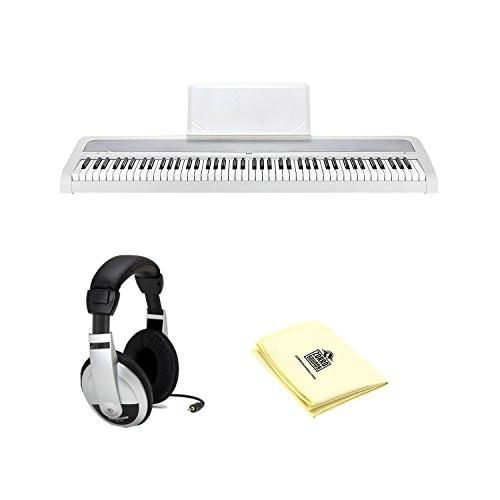 Korg B1 88 88 key Digital Piano with Natural Weighted Hammer