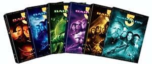 Babylon 5: Seasons 1-5 + Babylon 5: The Movie Collection