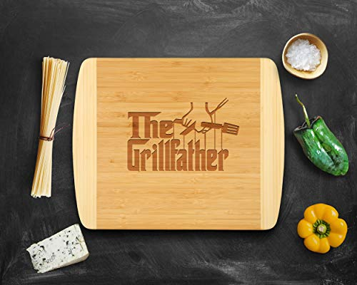 - Dad's Cutting Board Grill Father Hostess Gift Foodie Couple Birthday Present Father's Day Present Grilling Gifts