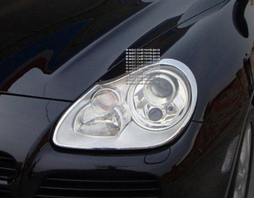 2006 Chrome Headlights Trim - 6
