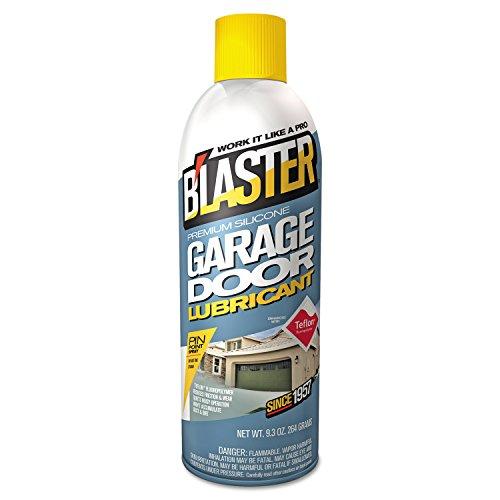 Blaster 16-GDL Garage Door Lubricants, 11 oz, Can (Pack of 12) (Garage Door Opener Chain Lube)