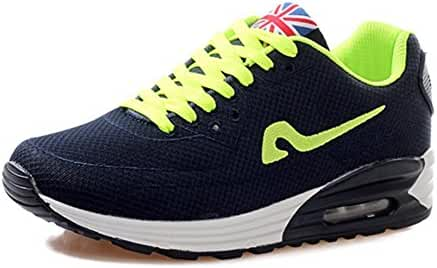 JACKSHIBO Men's Comfort Breathable Running Sneaker Shoes