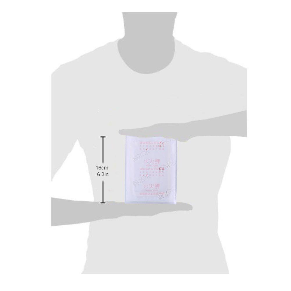 La Thérapie Naturelle de Chaleur pour le Soulagement de Dysmenorrhée la Crampe Menstruel le Coussin de Soulagement de Douleur pour l\'Abdomen, le Dos et la Douleur de Période - 5/ paquet