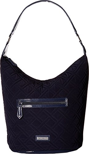 Classic Everyday Hobo (Vera Bradley Women's Piper Hobo Classic Navy One Size)