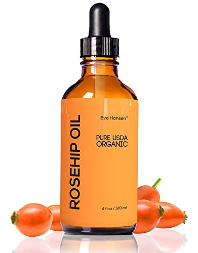 Rosehip Oil: Rosehip Oil 4 Ounce: Restore Your Healthy Skin With Rose