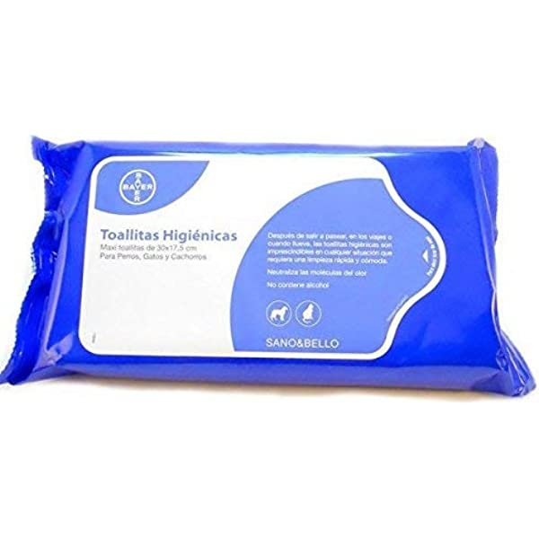 Bayer Toallitas Limpiadoras Ciclamino