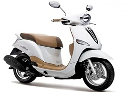 Amazon.com: ThaiFH.com New Yamaha Nozza - Patinete para ...