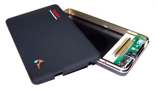 Cubeternet USB Enclosure Caddy Case for 1.8-inch 50-pin Toshiba (iPod) Hard Drive (Ipod Hard Drive)