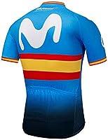 WOLFIRE WF Traje de Ciclismo para Hombre de Equipos. Culotte y ...
