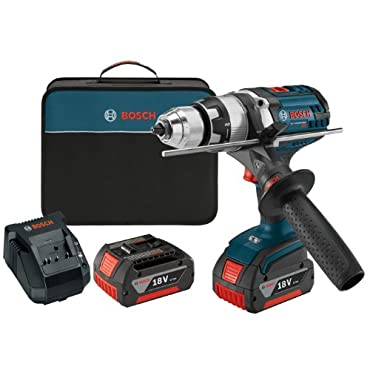 Bosch HDH181X-01 18V Cordless Lithium-Ion 1/2 in. Brute Tough Hammer Drill Driver with Active Response