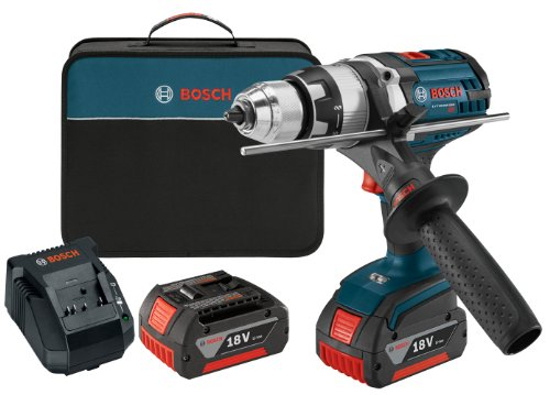 Bosch HDH181X-01 18-volt 1/2-Inch Brute Tough Hammer Drill/Driver with Active Response Technology