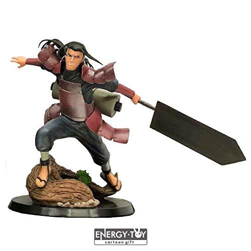 Amazon.com: Figura de acción de PVC de Hokage Ninja de Senju ...