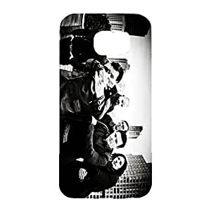 Samsung Galaxy S6 Case Rammstein German H?Rte Band 3D Hipster Back Protector Phone Case