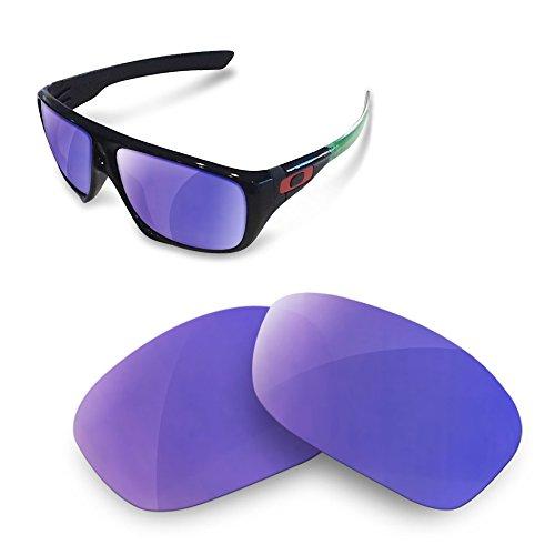 Polarizadas de Ice Restorer Lentes Recambio Sunglasses Dispatch 1 para Blue mirror purple Oakley qAngWSU