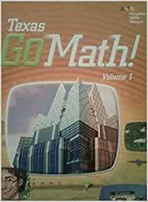 Houghton Mifflin Harcourt Go Math! Spanish Texas: Student ...