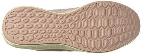 New Balance Women's Fresh Foam Cruz V2 Sneaker, Faded Birch/au Lait/Alabaster, 5.5 B US