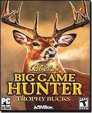 (Cabela's Big Game Hunter: Trophy Bucks)