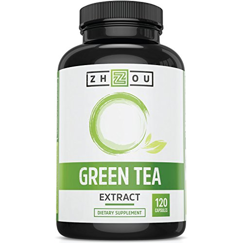 Green Tea Extract Supplement with EGCG for Weight Loss - Boost Metabolism (Nutrition Super Antioxidants)