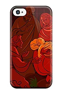 Hot Tpye Birth Of Christ Celebrations Case Cover For Iphone 4/4s by supermalls