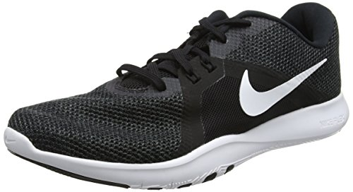 Nero Indoor Nike Sportive 001 Donna Anthracite White 8 Trainer Flex Scarpe W Black pwqHZR