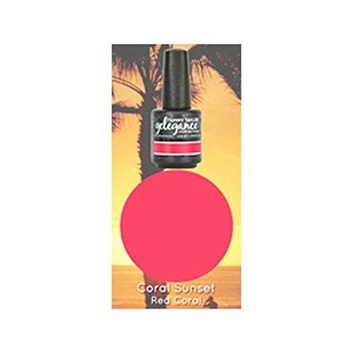 (Tammy Taylor Nails - Gelegance Soak Off Gel - (10 - Coral Sunset))
