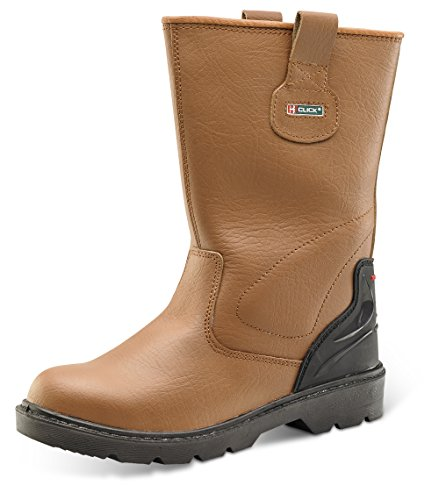 Premium Rigger Boot tan 09