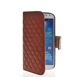 Ezydigital Flower Style Leather Flip Case for Samsung Galaxy S4 IV