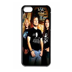 Generic Case Iron Maiden Band For iPhone 5C G7Y6678588