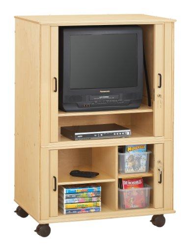 Jonti-Craft 3416JC Euro TV Cabinet