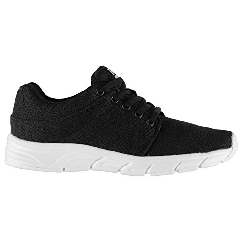 Tessuto Reup runner da donna nero/bianco sneakers scarpe sportive calzature