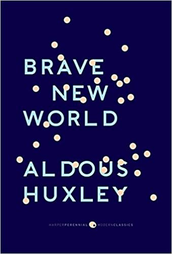 brave new world aldous huxley com books