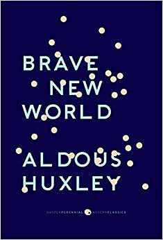 What is the difference between Brave New World and The Island?