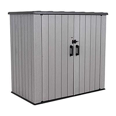 Outdoor Utility Cabinet Lifetime Storm Dust