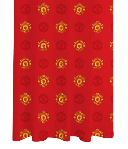Manchester United FC. Curtains - - 66