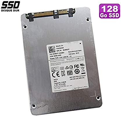 DELL 0V89JT V89JT - Disco Duro Interno para DELL (128 GB, 2,5 ...