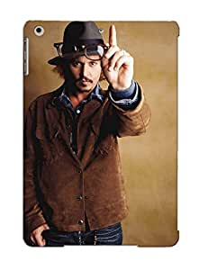 High Quality Tpu Case/ Johnny Depp ZfcbcuY1079cCkAi Case Cover For Ipad Air For New Year's Day's Gift
