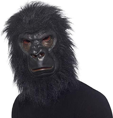Vegaoo - Máscara Gorila Negro Adulto - Única: Amazon.es: Juguetes ...