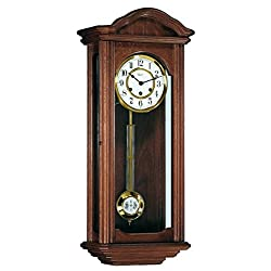 Hermle Modern clock with 8 day running time from