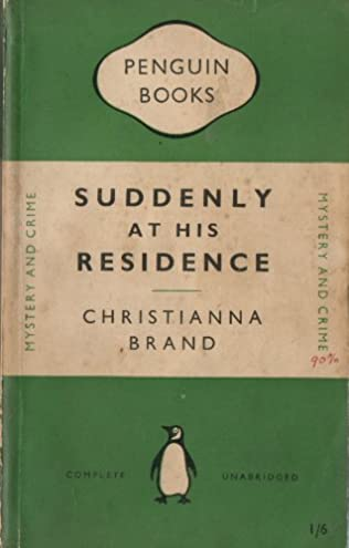 book cover of Suddenly at His Residence