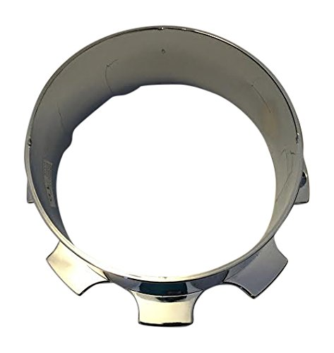 MB Wheels Open End CMC-665C Chrome Wheel Center Cap